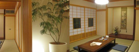 展示場戸建 和室