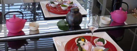 季節を彩るテーブルコーディネート教室〜Spring編〜を開催しました。