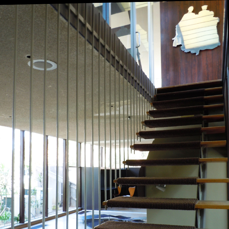Neutra VDL House(Richard Neutra 設計)1956年