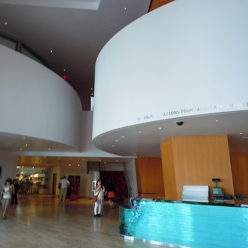 ウォルト・ディズニー・コンサートホール